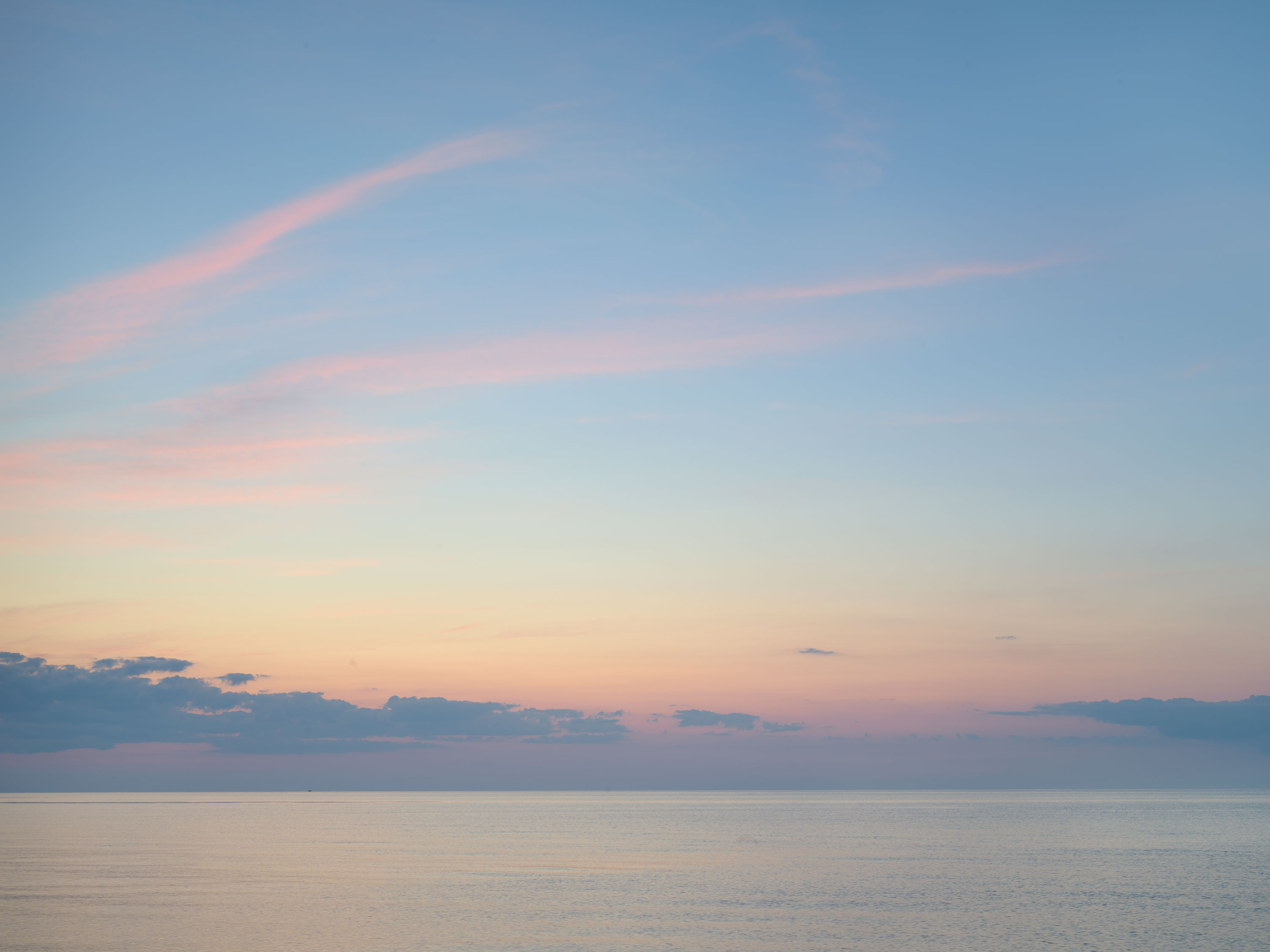 Galley Beach Sunset #0767  |  Nantucket  |  Michael Gaillard