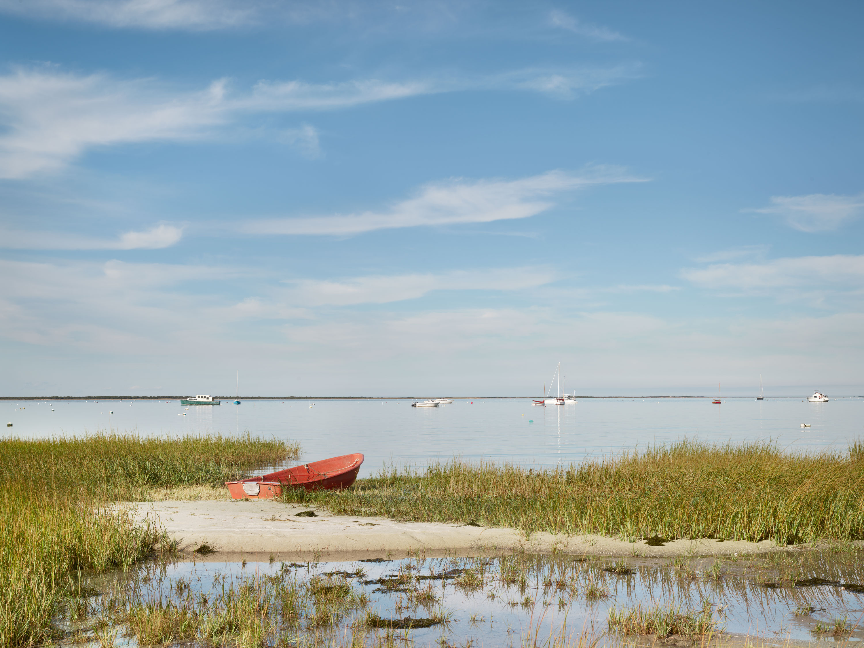 Creeks #2593  |  Nantucket  |  Michael Gaillard