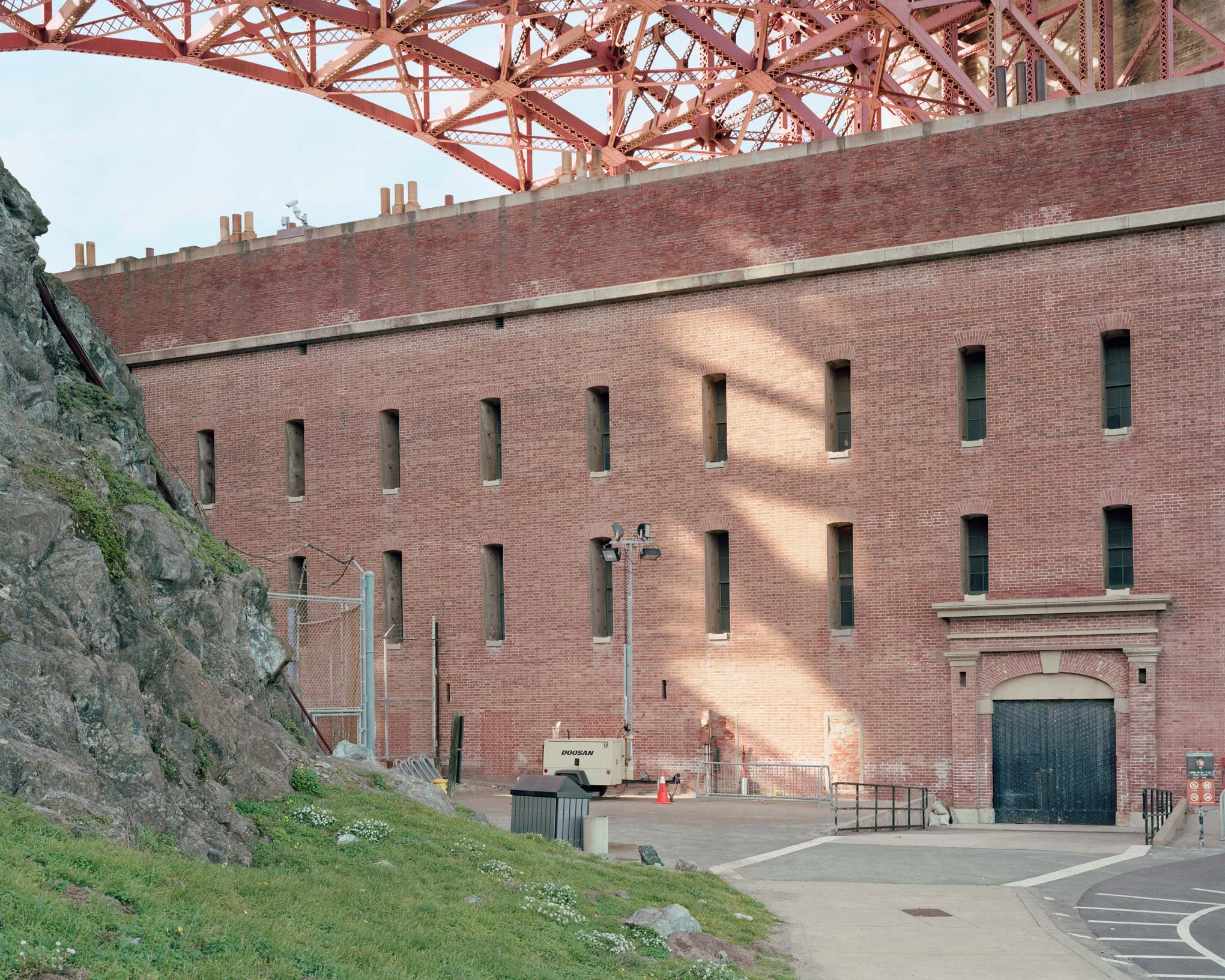 Fort Point  |  California  |  Michael Gaillard
