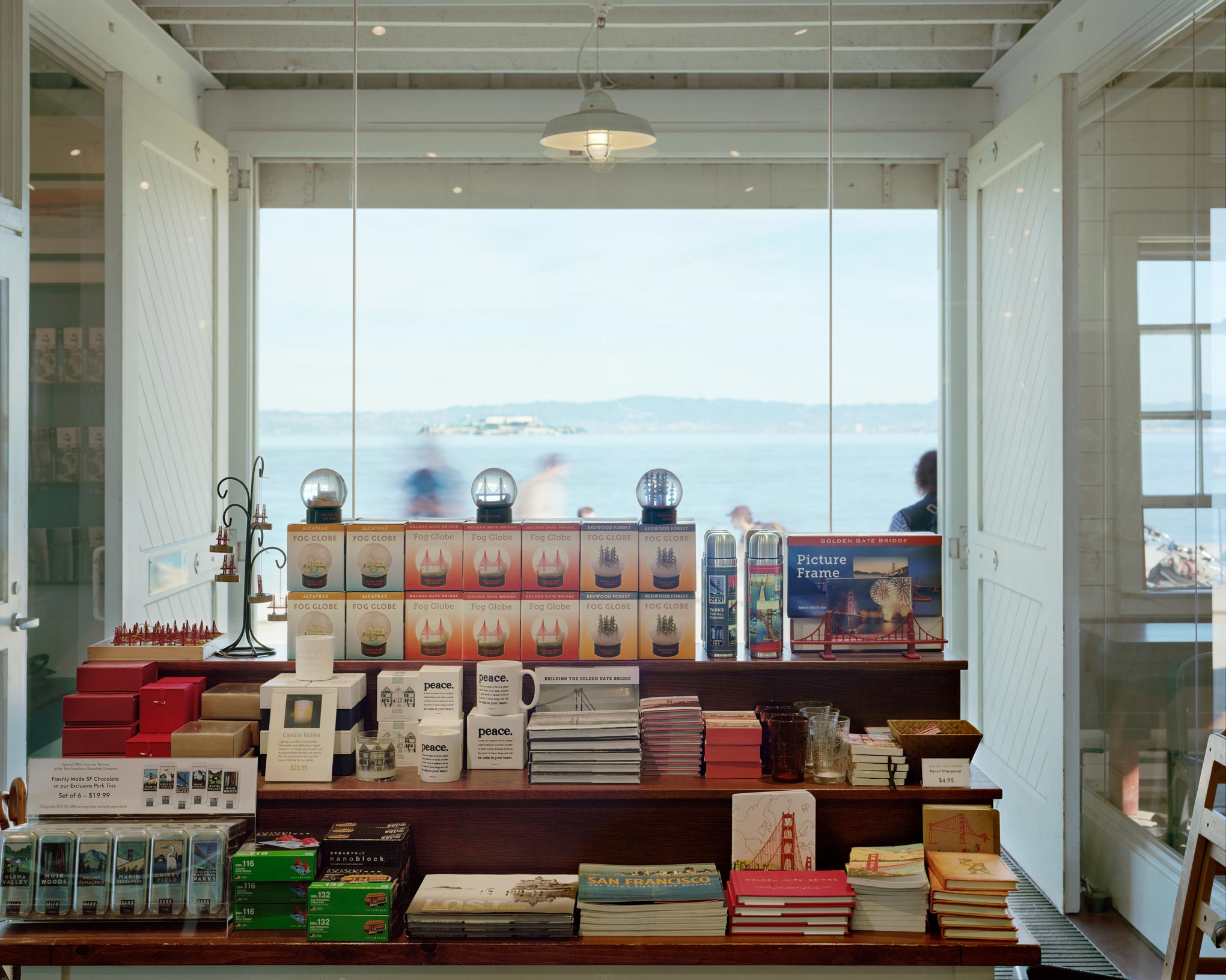 Gift Shop  |  California  |  Michael Gaillard