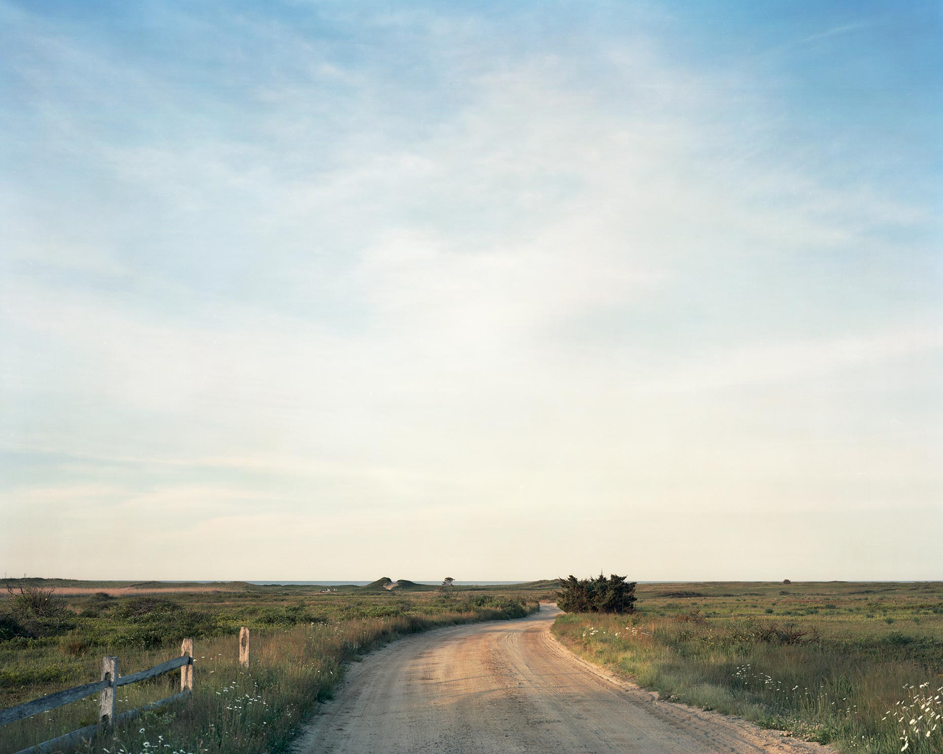The Road South  |  Nantucket  |  Michael Gaillard